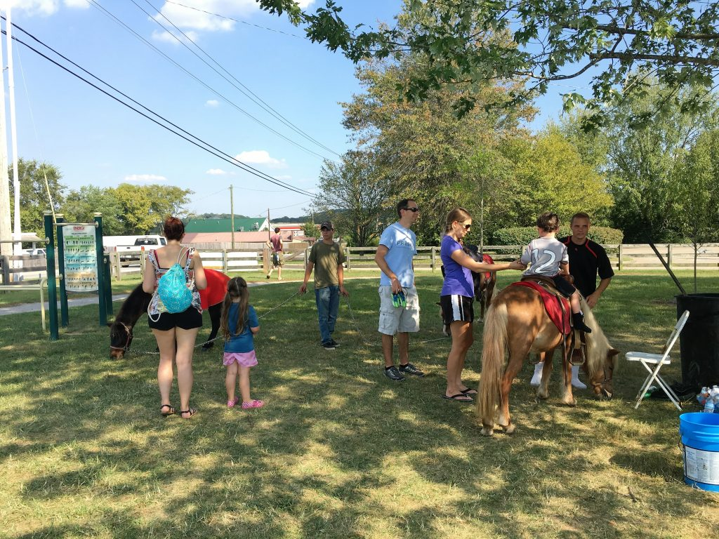 Pony Rides from Freeman Hollow Ponies and Amusements