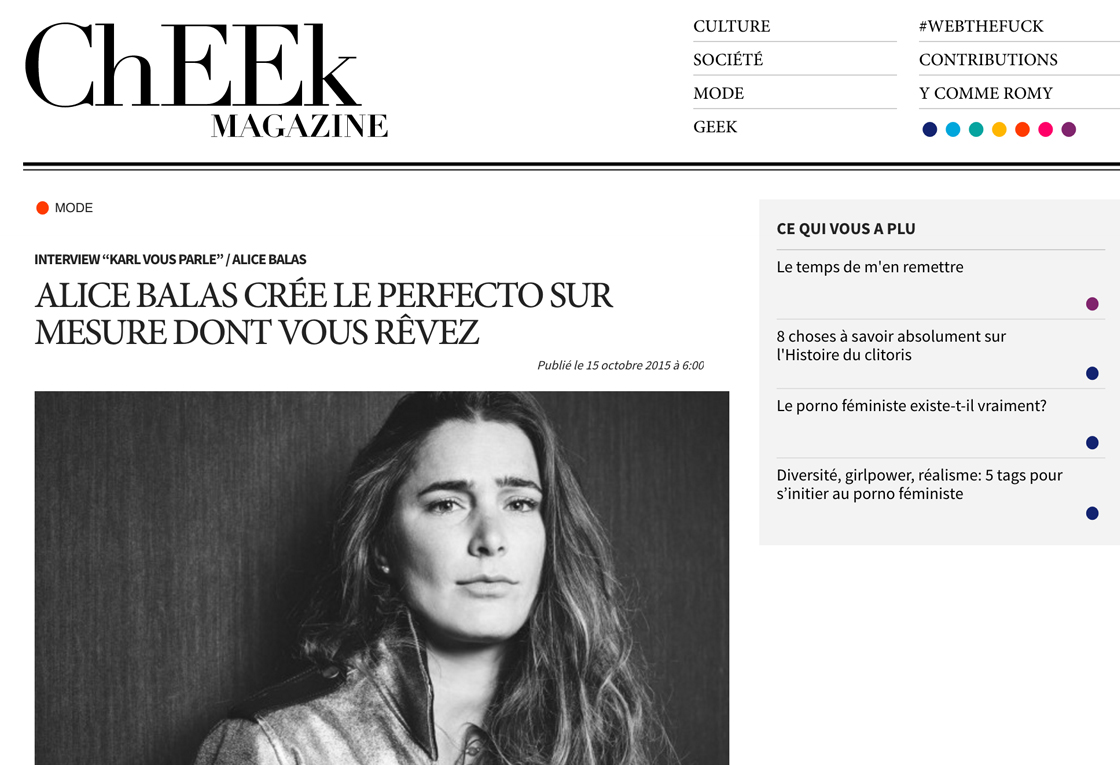 ChEEK Magazine