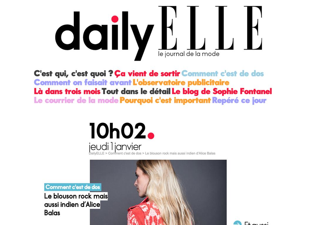 Daily ELLE