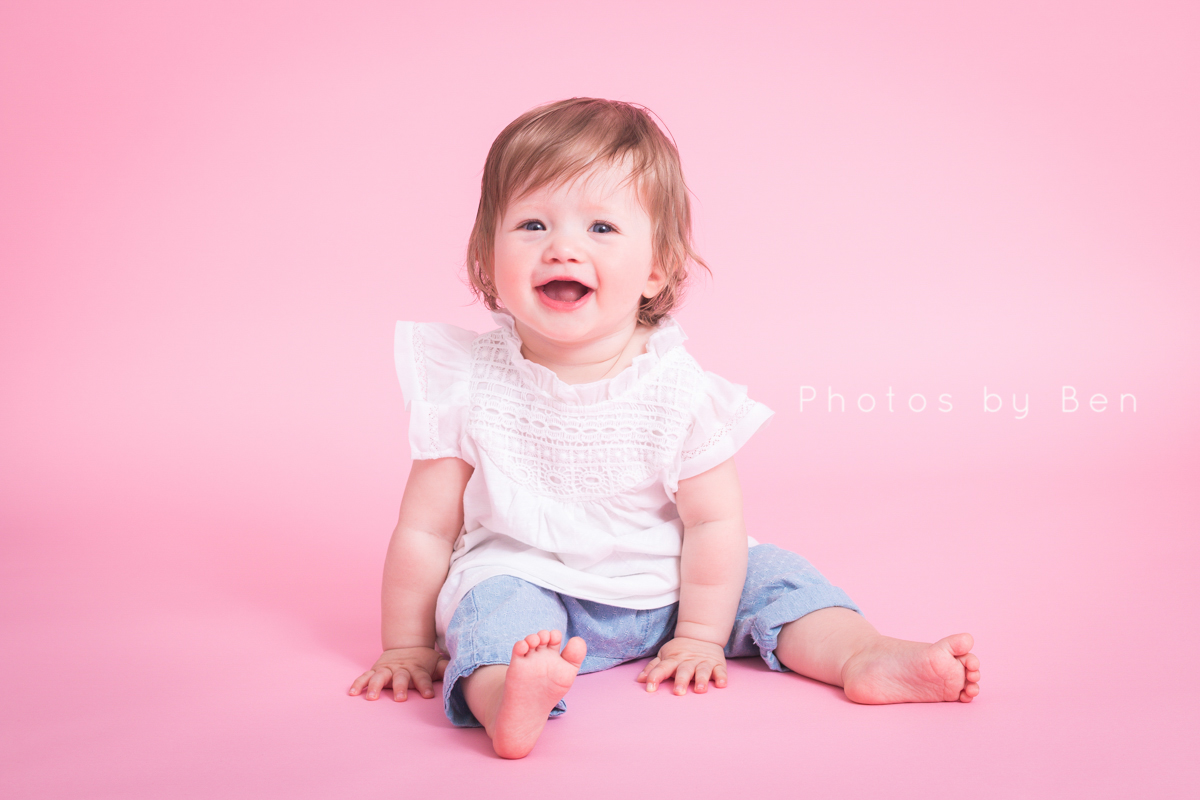 I can sit! {Photoshoots for babies 6 months plus!}