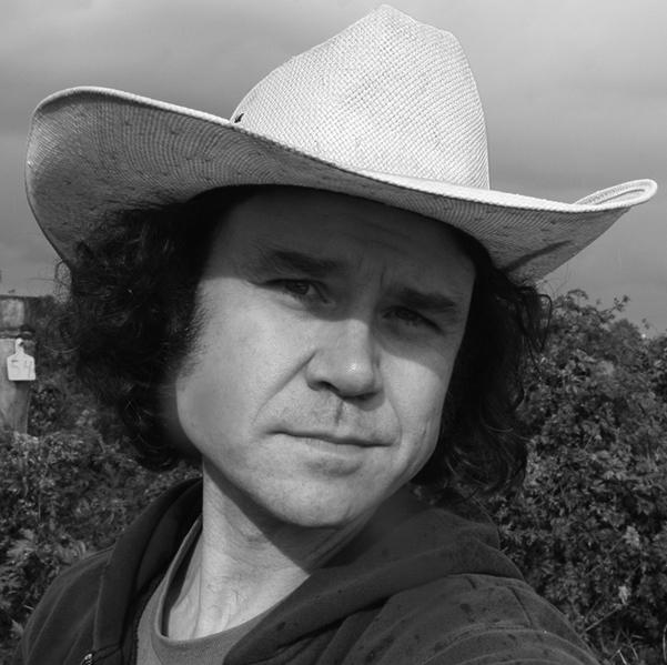 Pete McCracken aka Crack, a musician and artist moniker since 1989