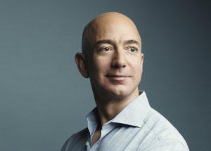 Founder of Amazon.com