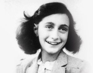 Memoirist & Author of The Diary of Anne Frank