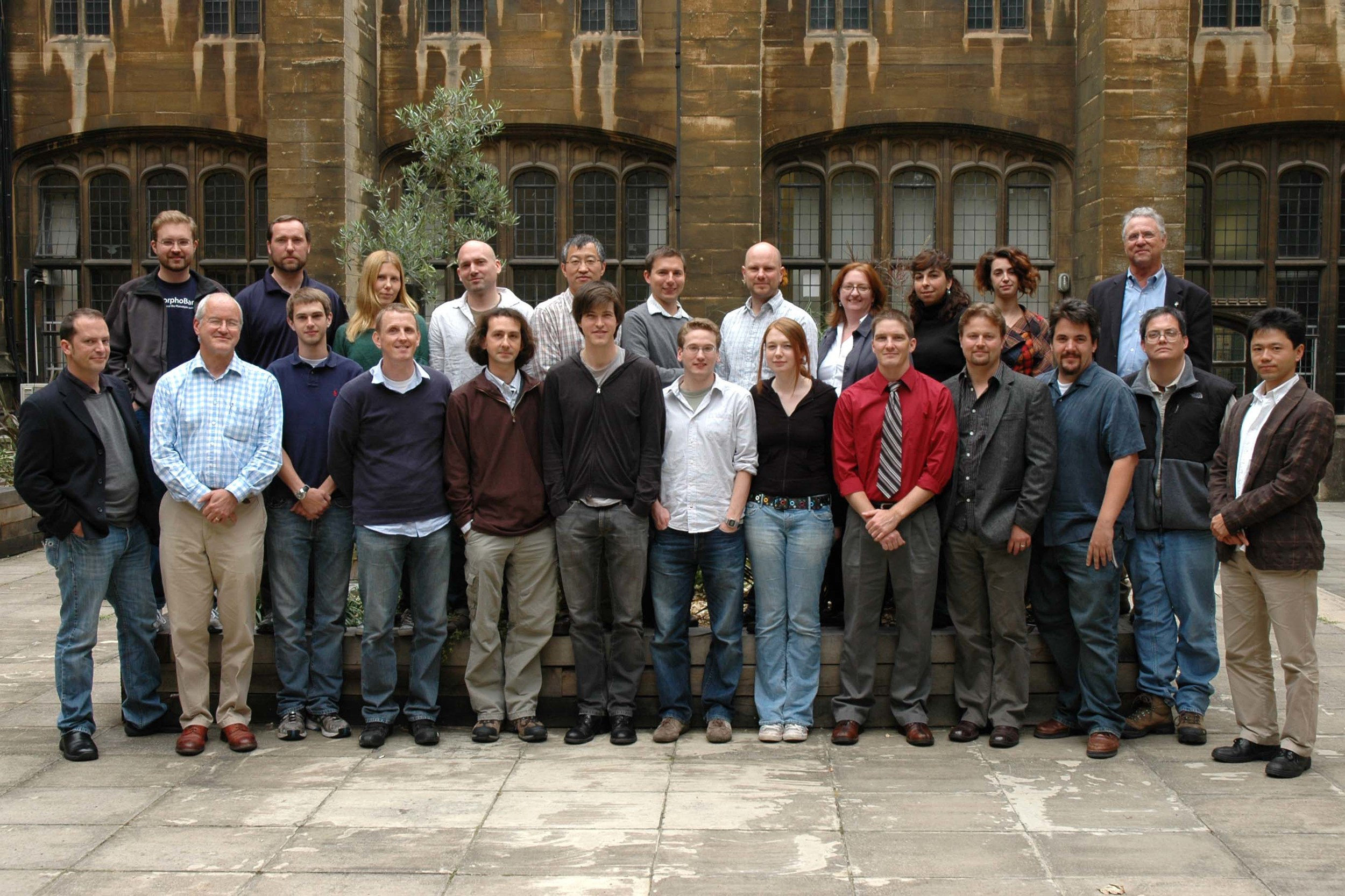 "EOL BiosynC ""Fossil Calibrations Meeting"" Meeting held at the University of Bristol, September 2009."
