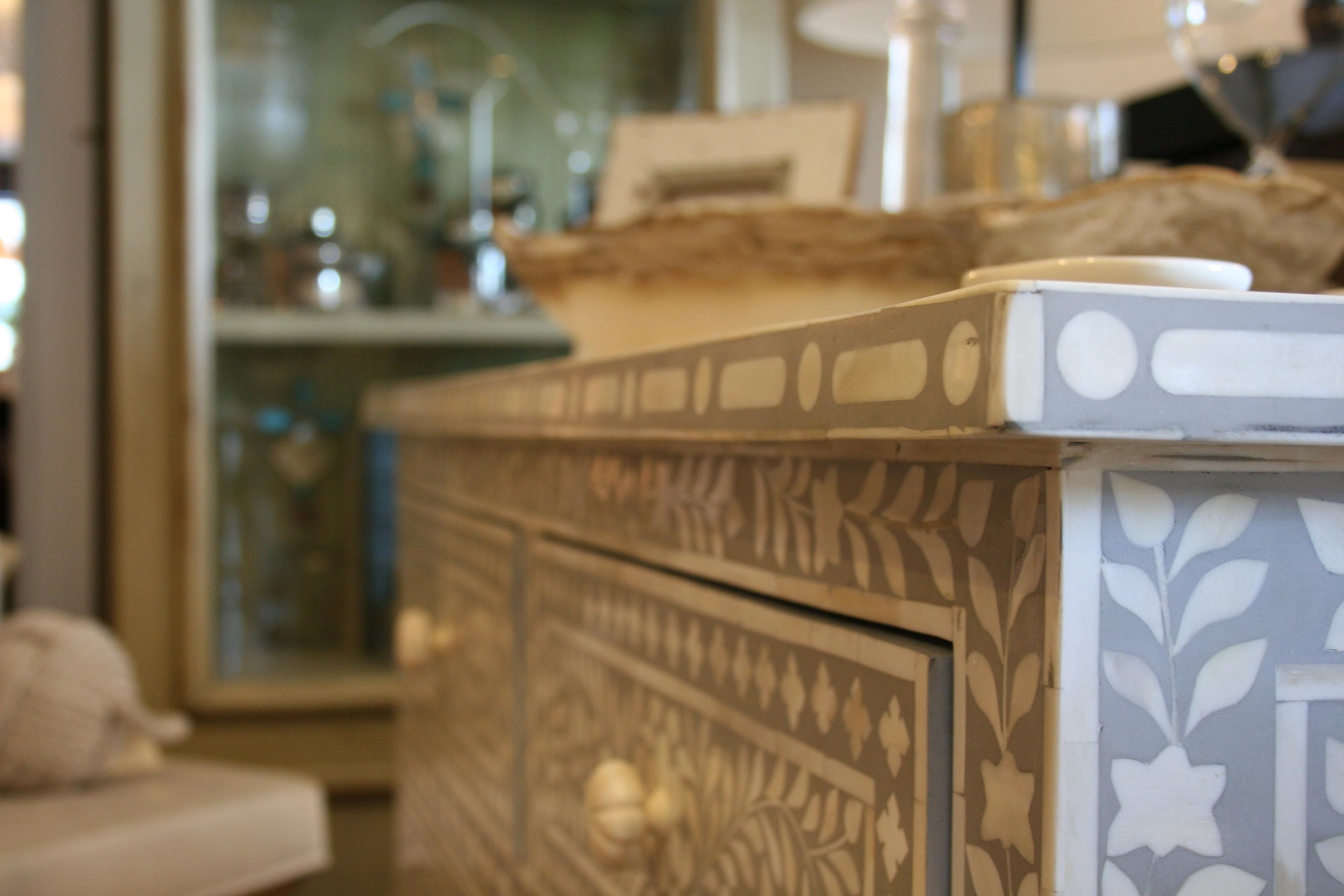 Our In-House Showroom   Housing the widest variety of items in the area.   Gallery