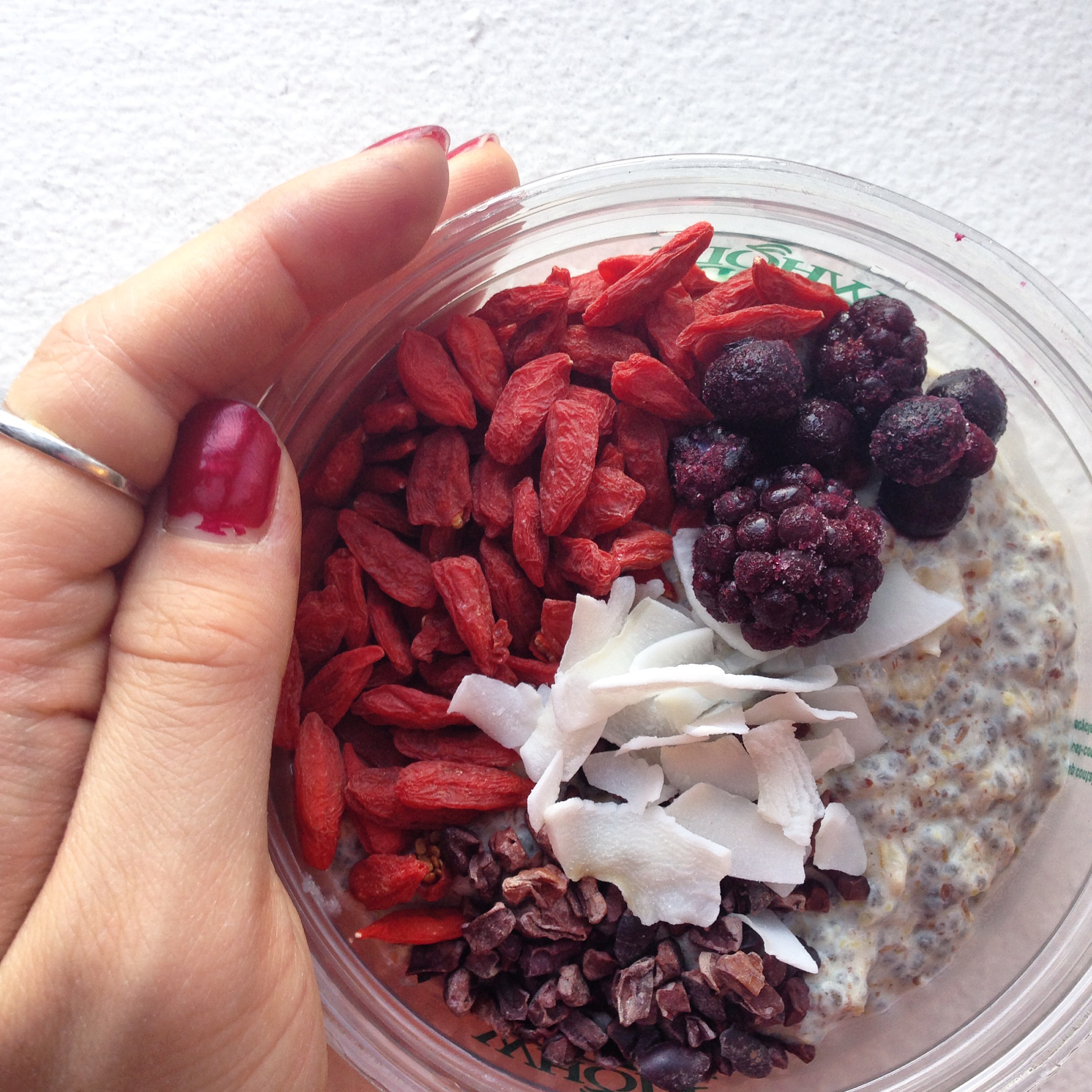 winter chia pudding 1