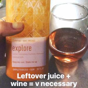 juice cleanse beacon blend explore