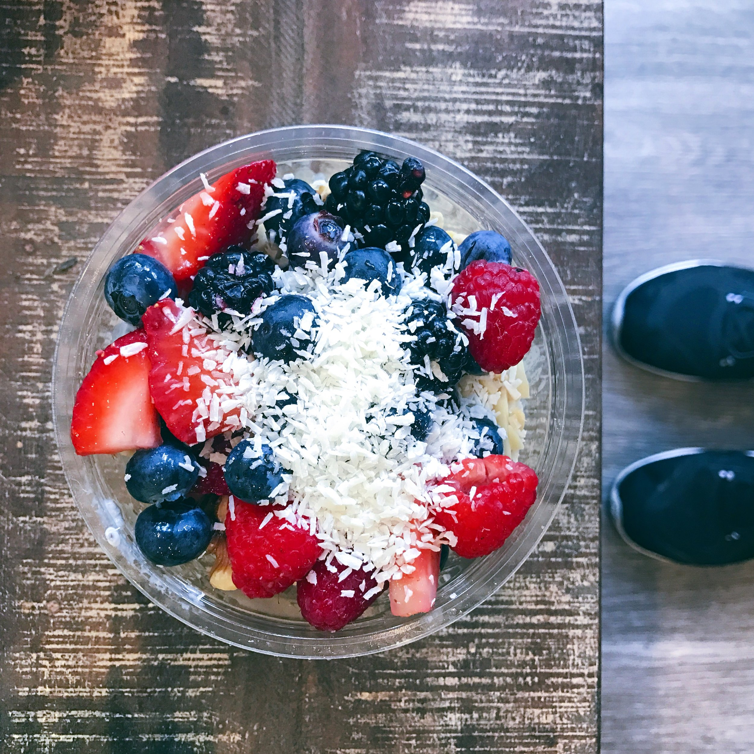 mother juice chia pudding