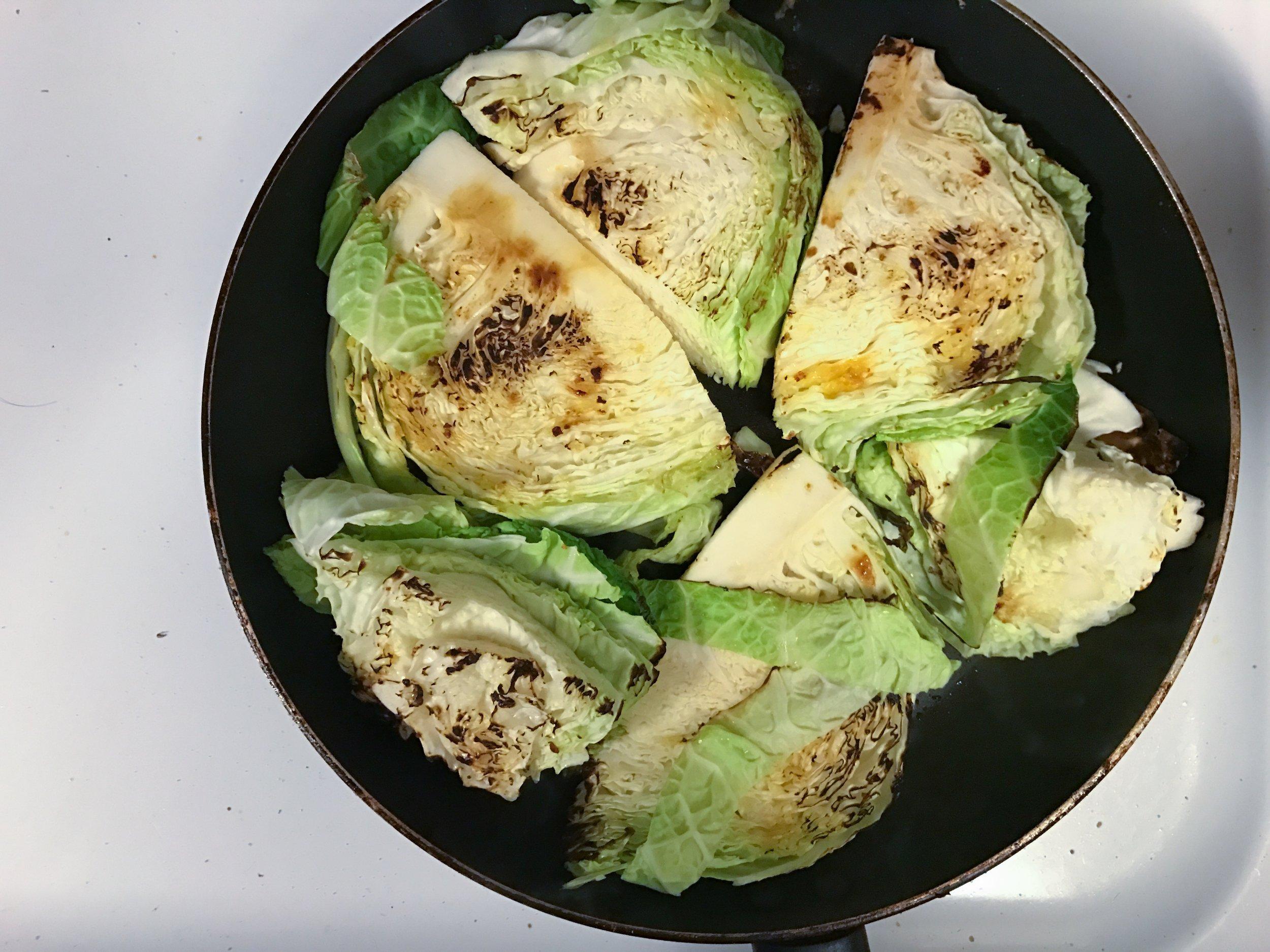 peachdish cabbage