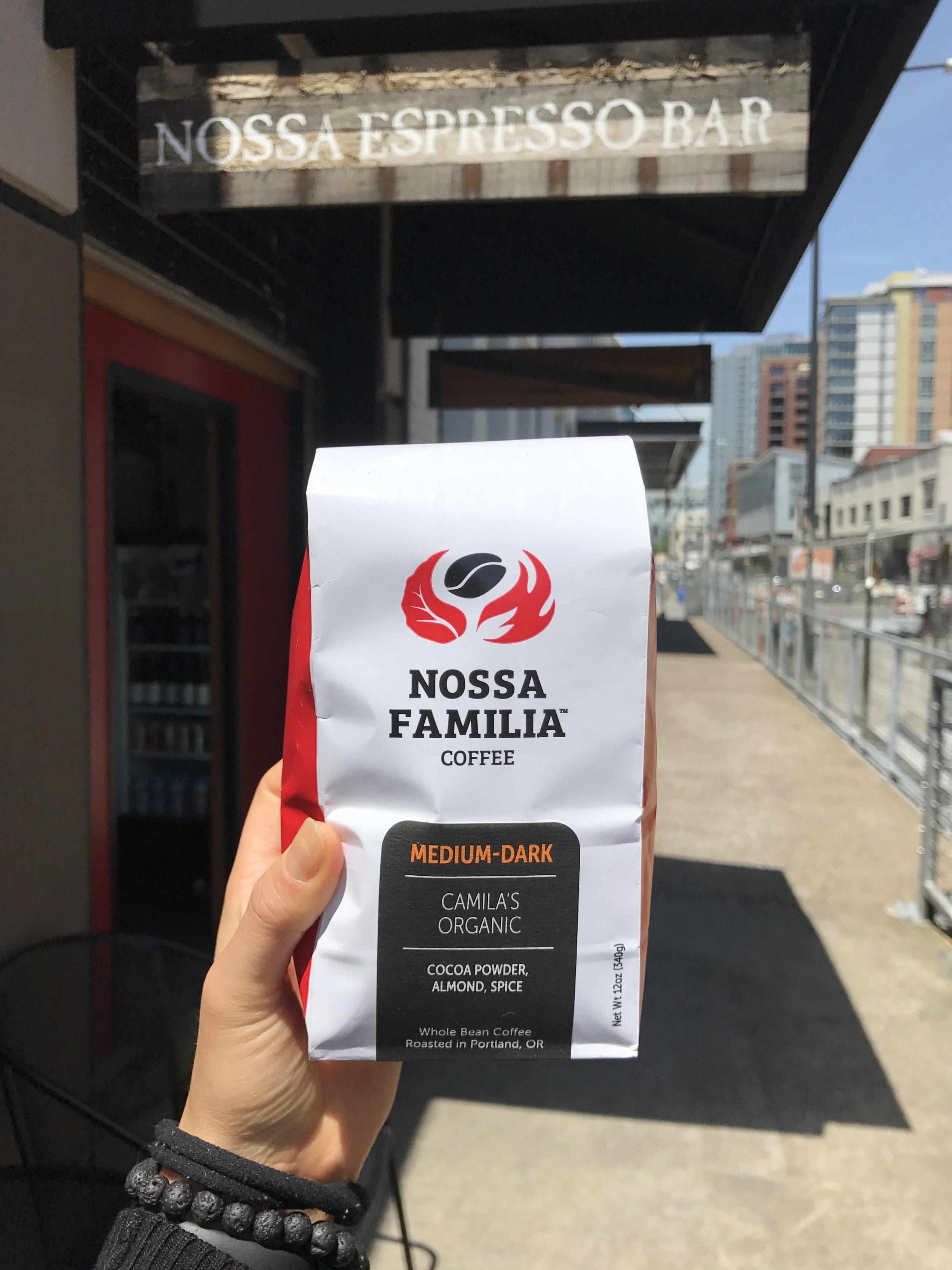 nossa coffee roasters