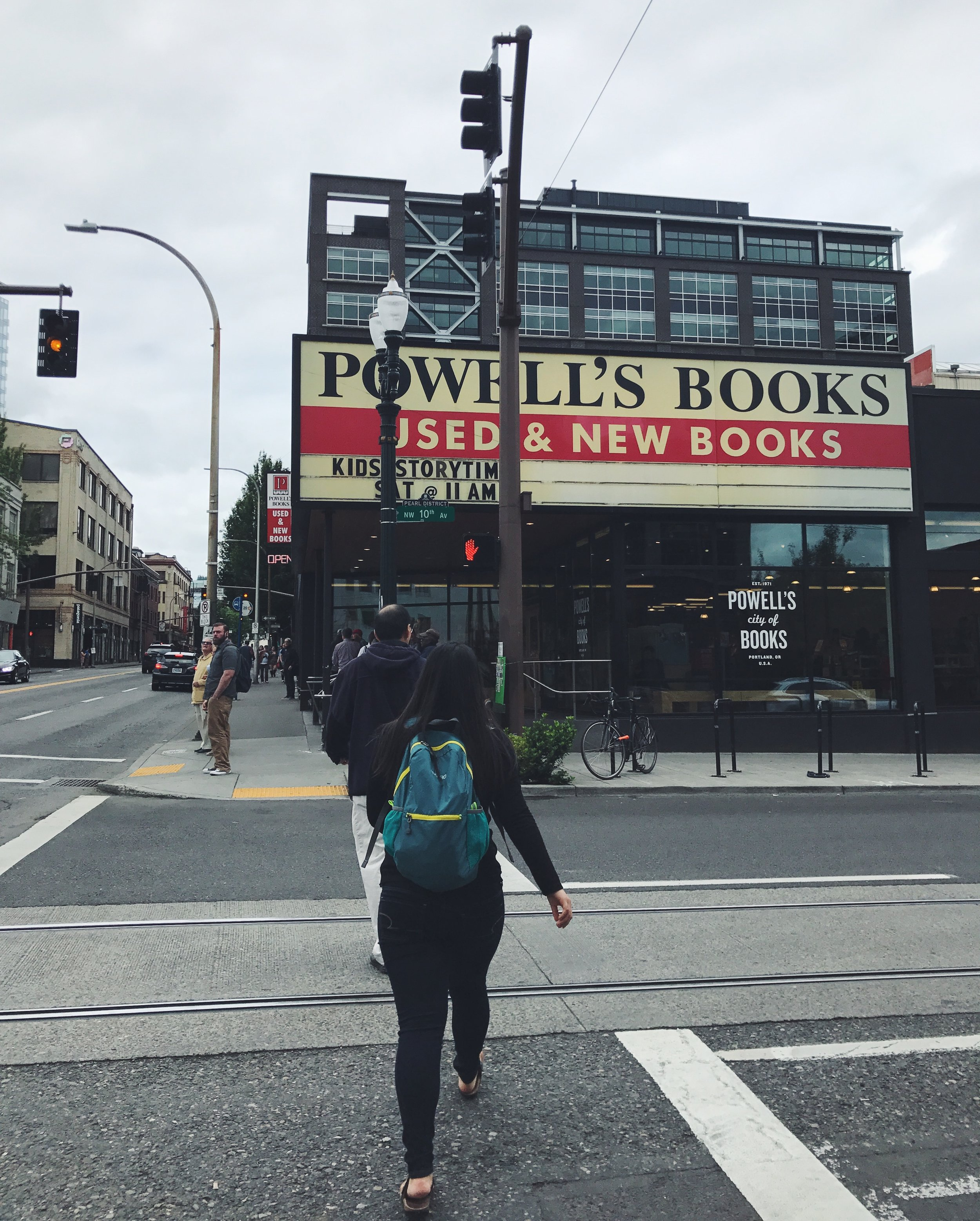 powell's books front