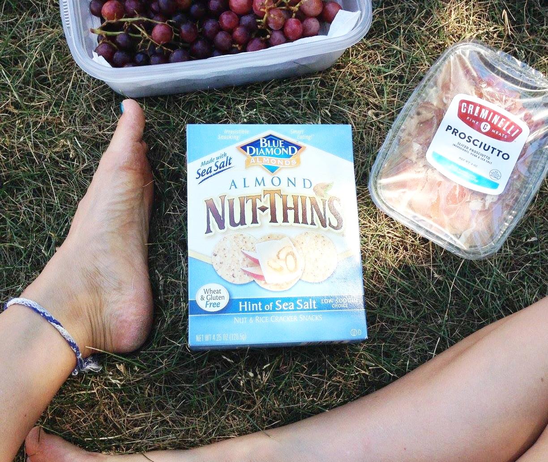 picnic essentials crunchy snacks
