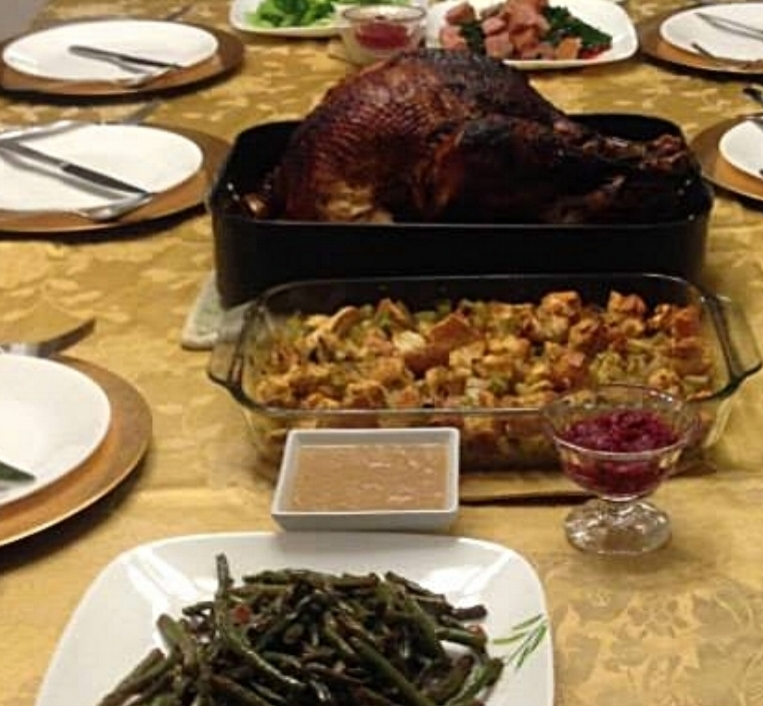 Chinese American Thanksgiving