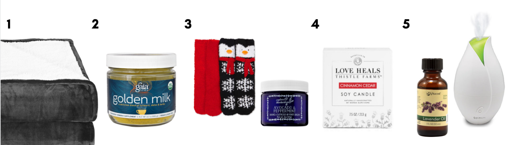 Gift Guide — For the Homebody