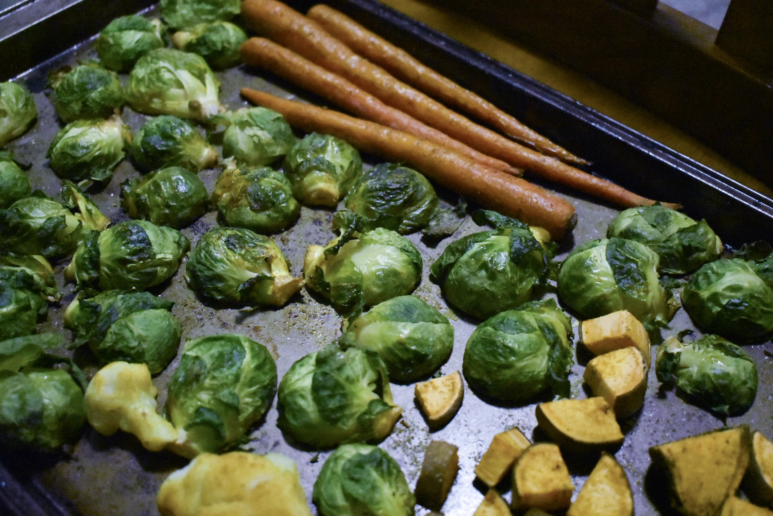 Easy Superfood Roasted Veggies