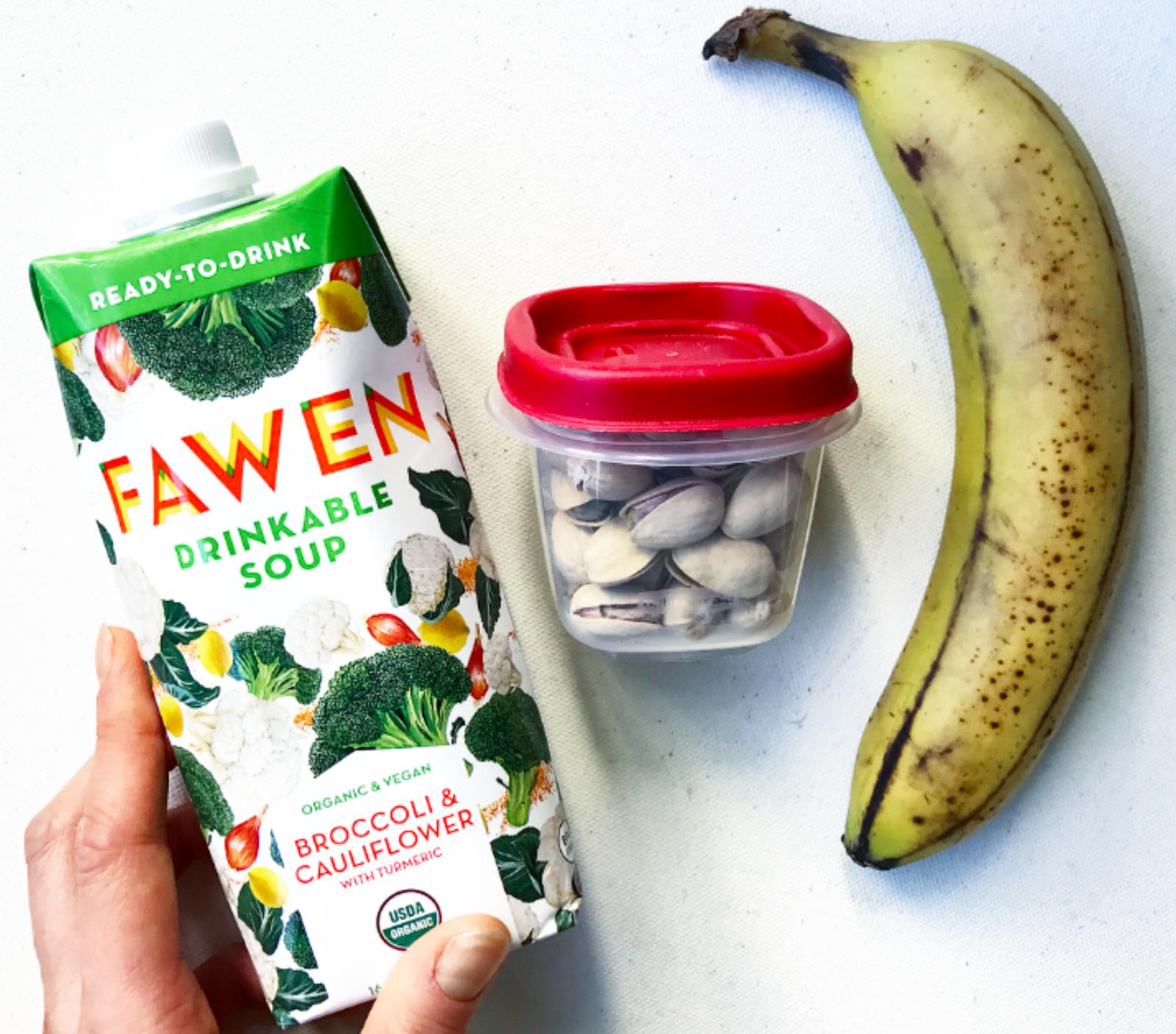 fawen + snacks