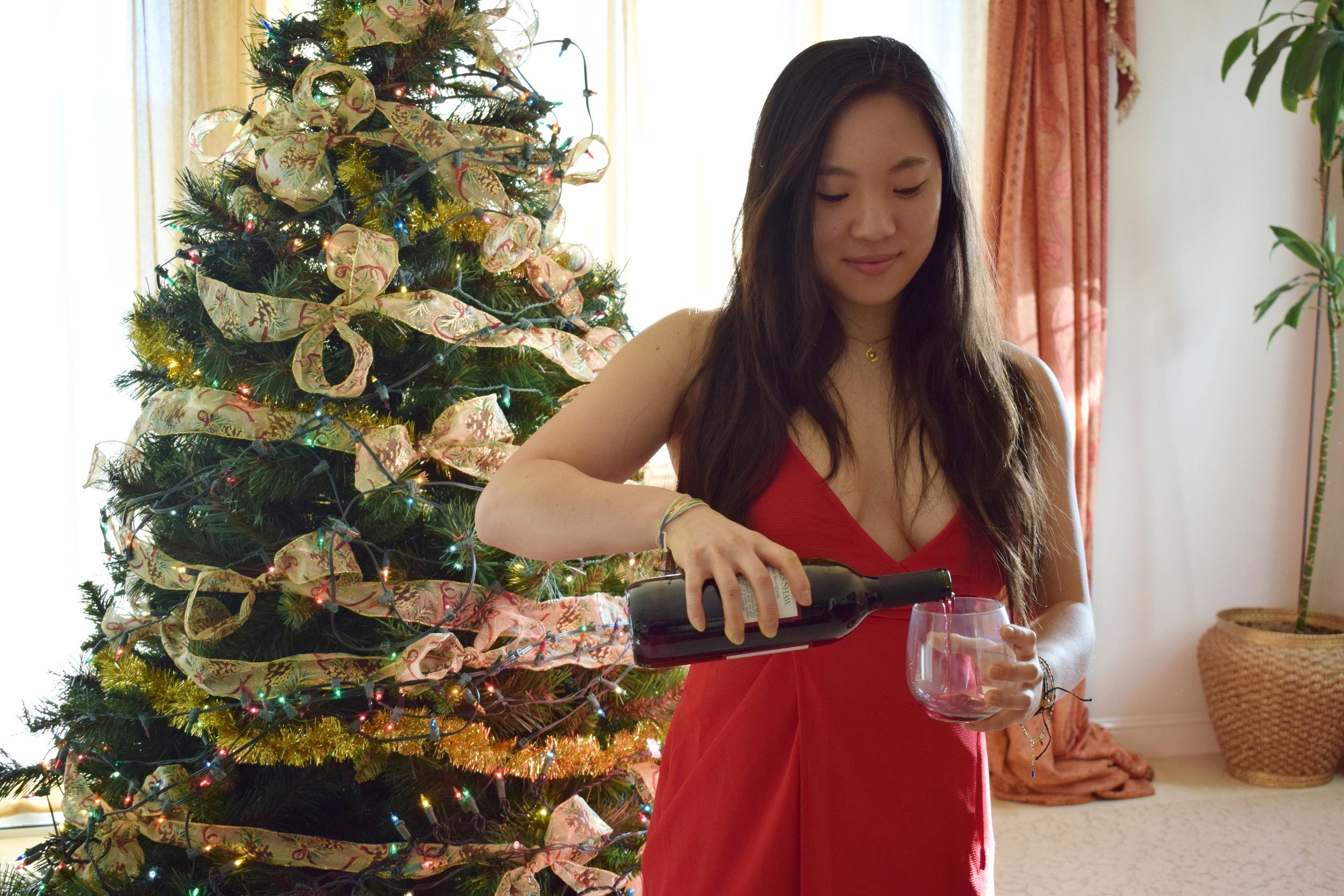 Photo by Danielle Chen // Dress:  Tobi // Bracelets:  Pura Vida