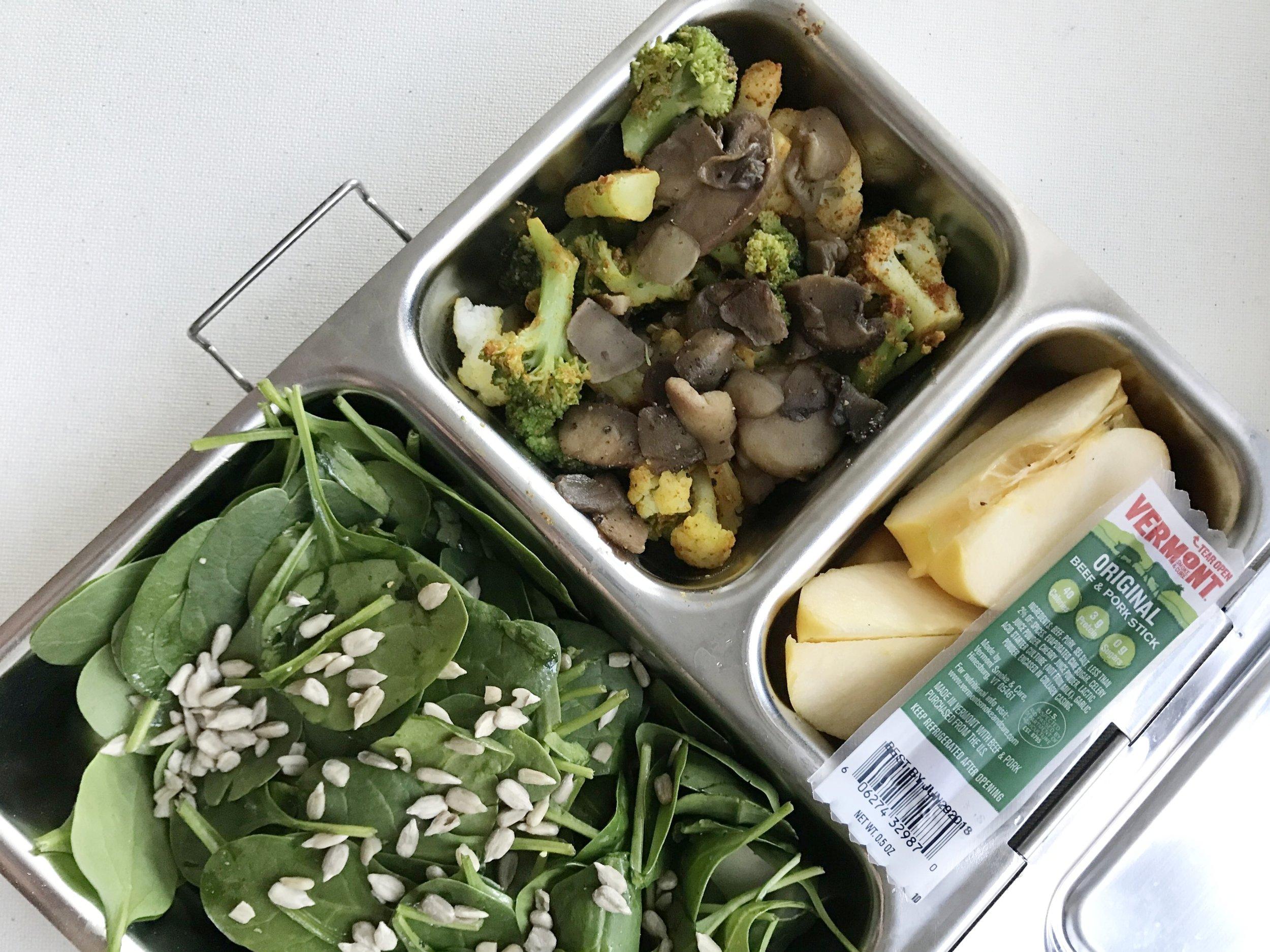 Sweetgreen Copycat Curry Cauliflower Salad