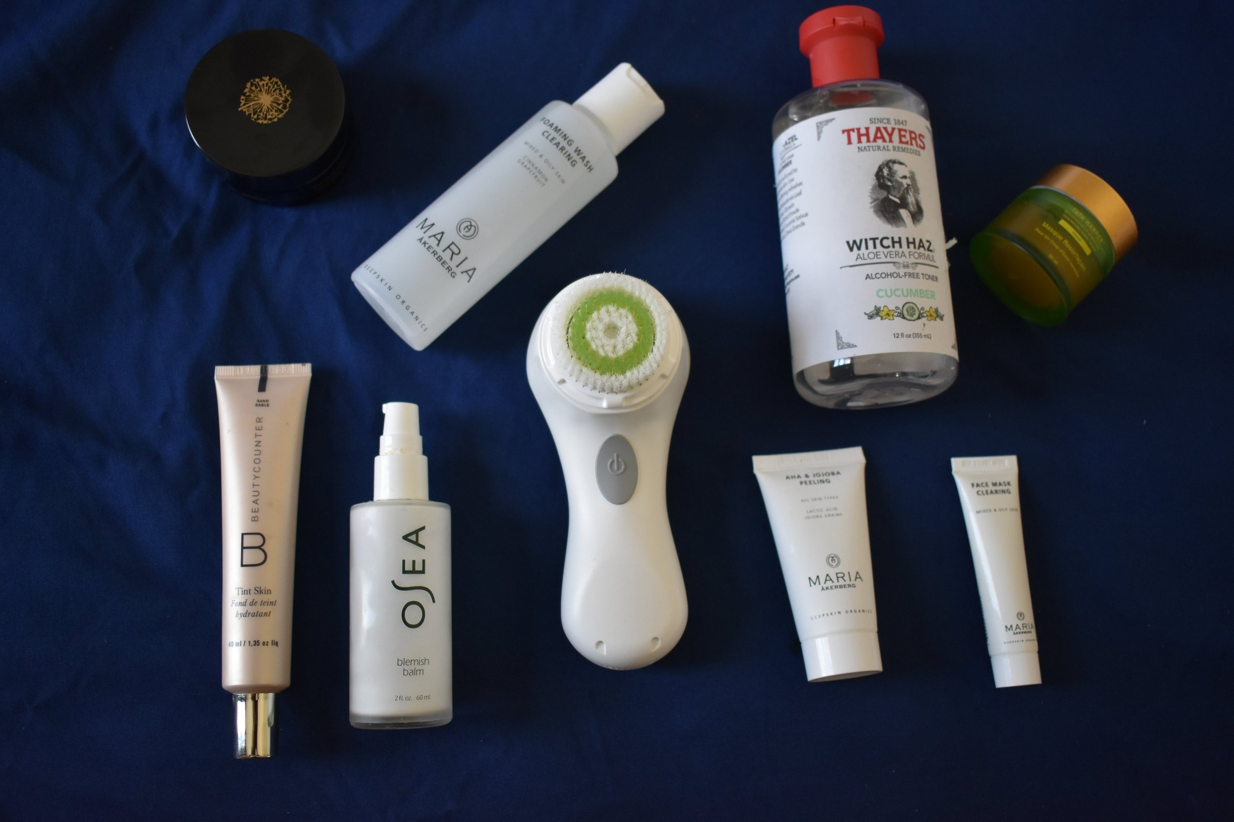 Current Products + Clarisonic