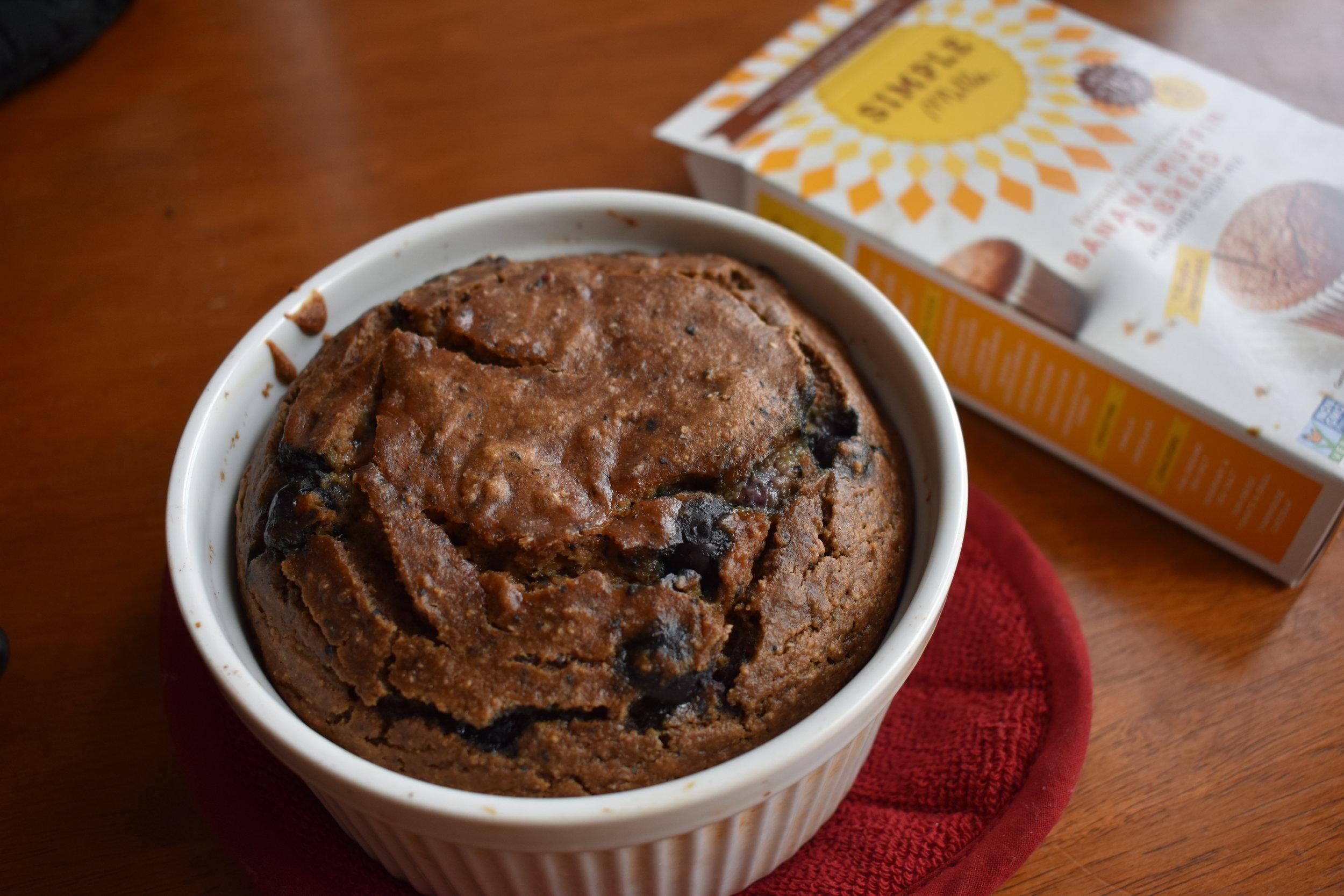 Simple Mills | Mocha Banana Bread Recipe