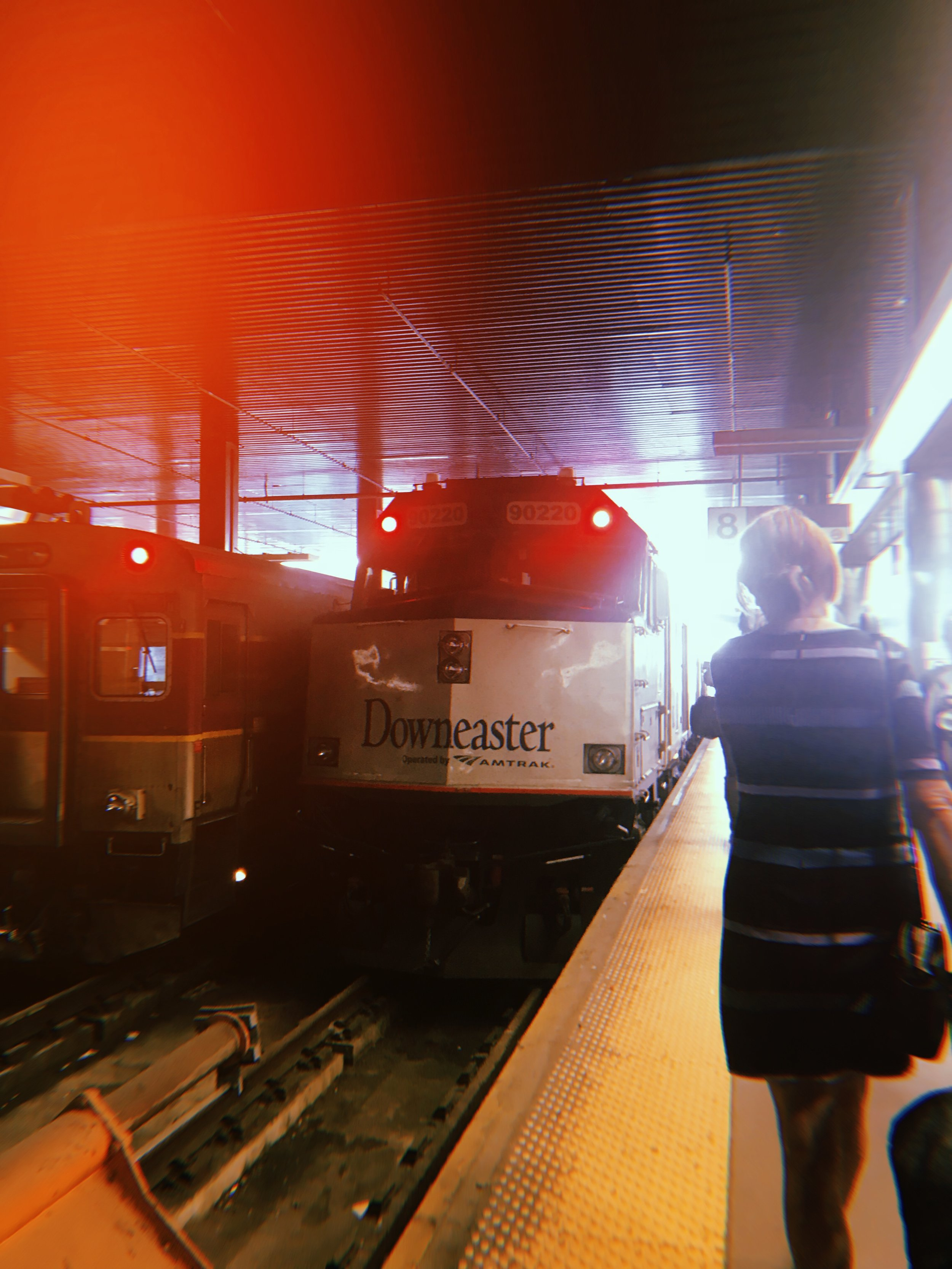 Downeaster to Portland