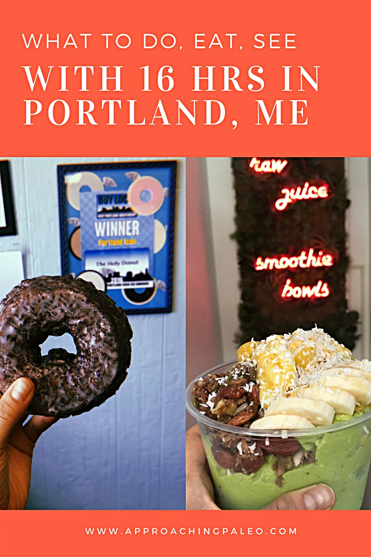 What to do, eat, see with 16 hours in Portland, ME