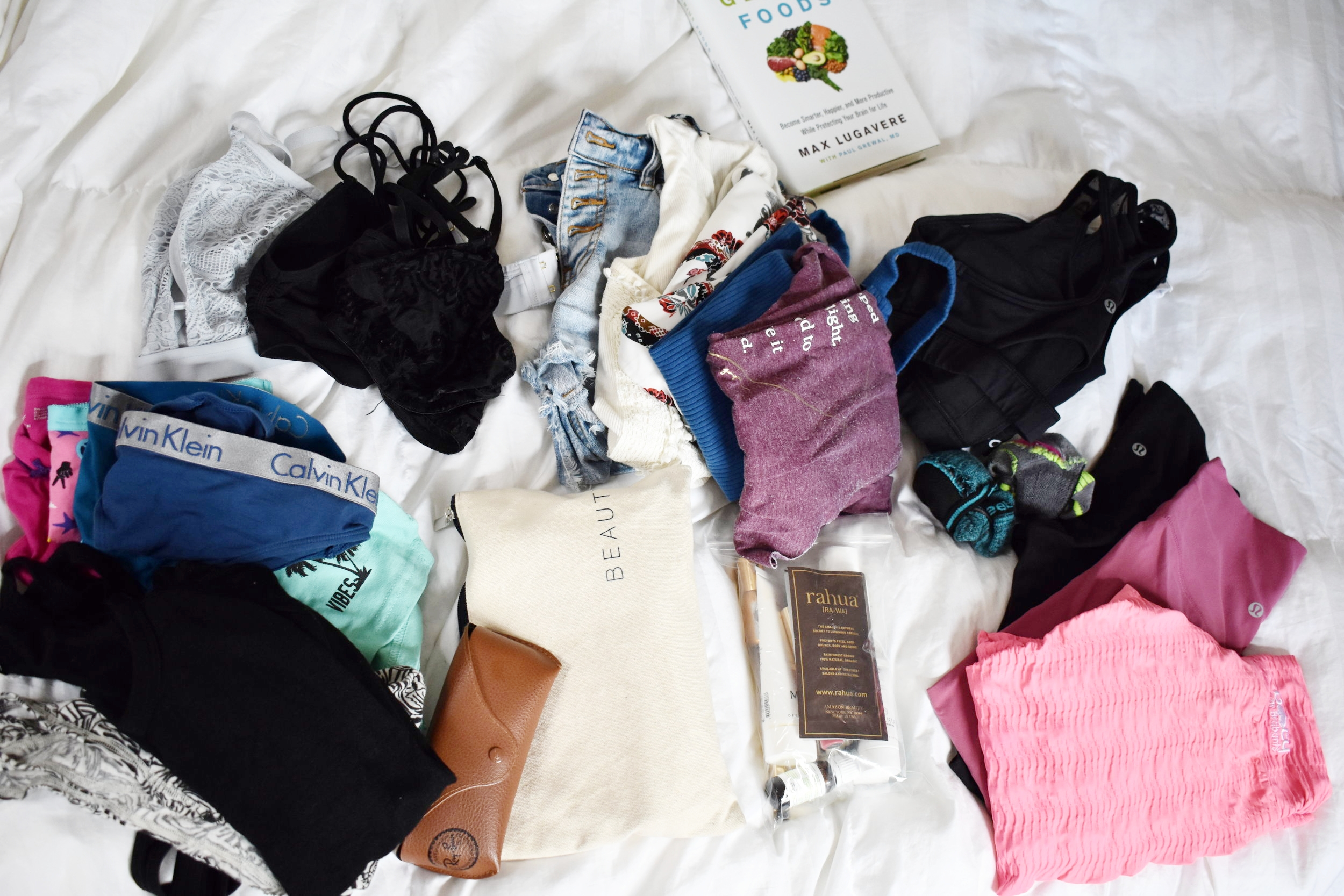 Clothes Packing List