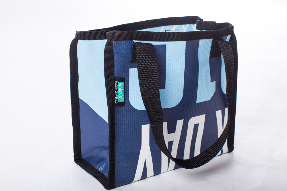 Small Banner Tote