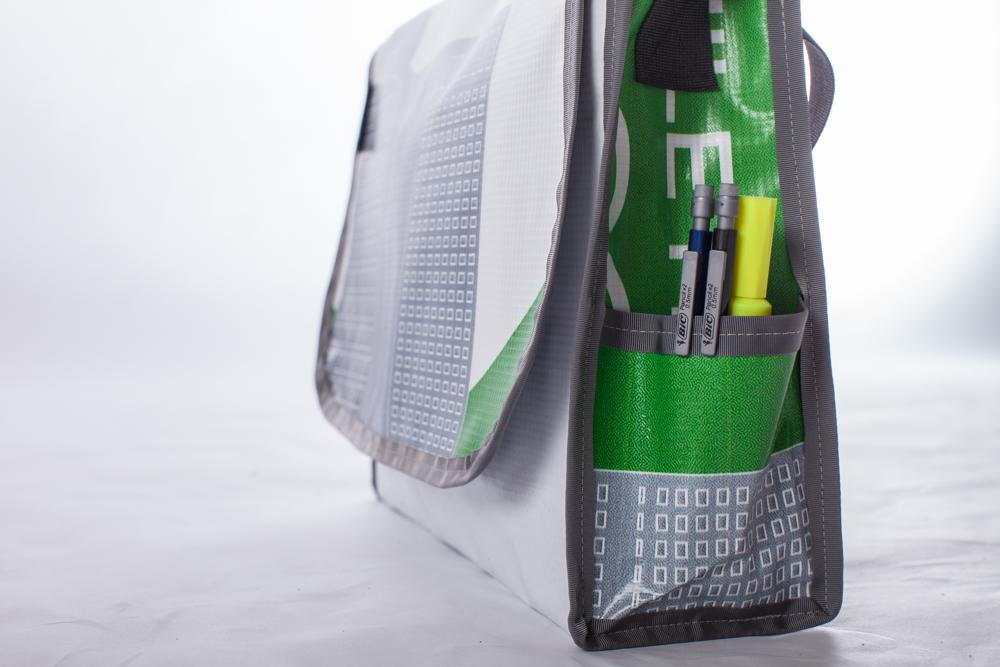 Banner Messenger Bag