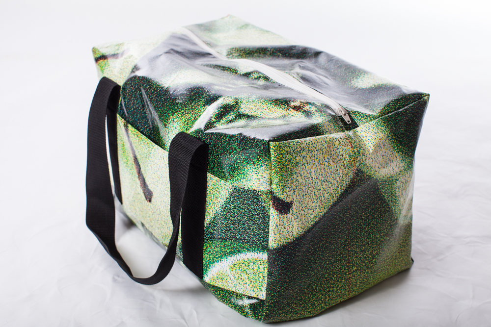 Banner Duffle Bag