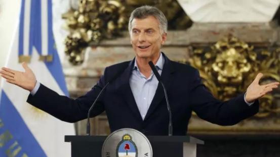 Argentine President Mauricio Macri (Source: FT)