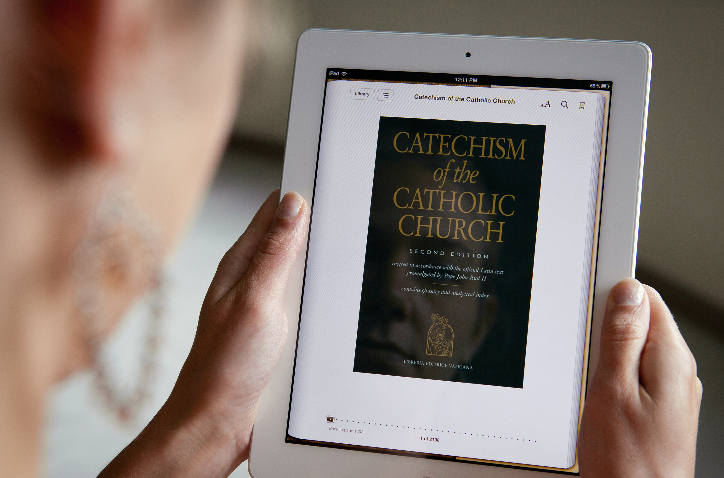 Catholic Catechism - Ebook