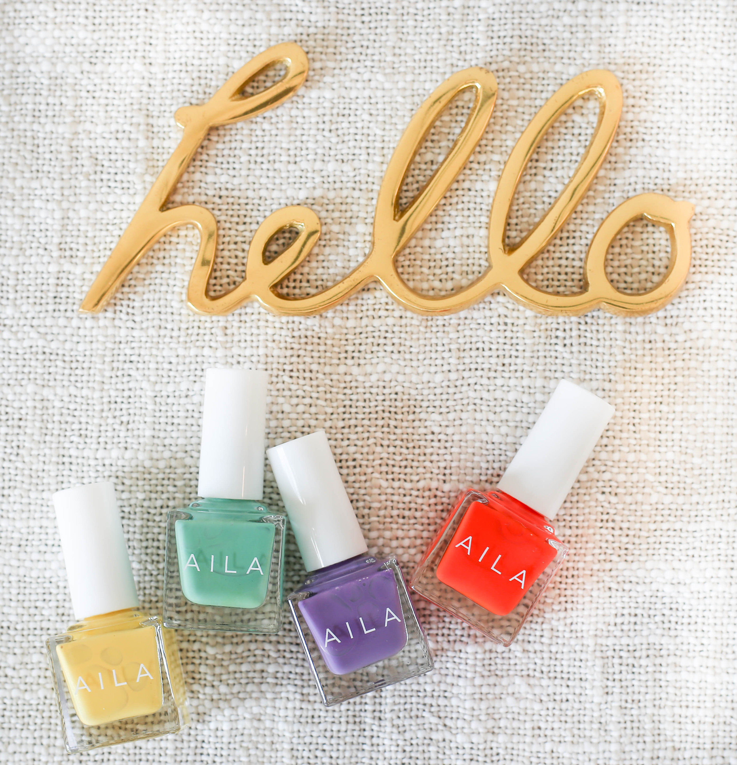 8 free nail lacquer