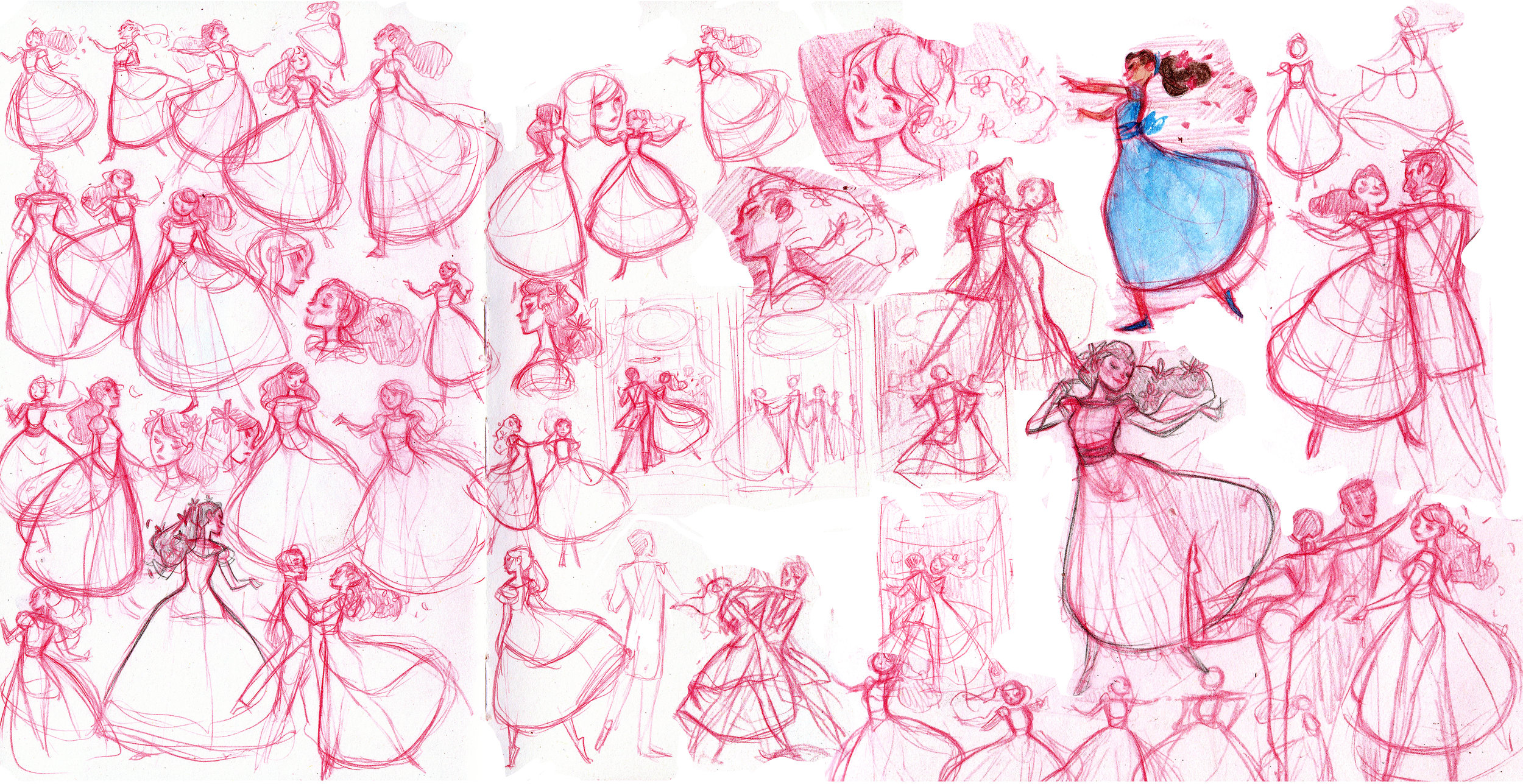 Dance Sketches 1