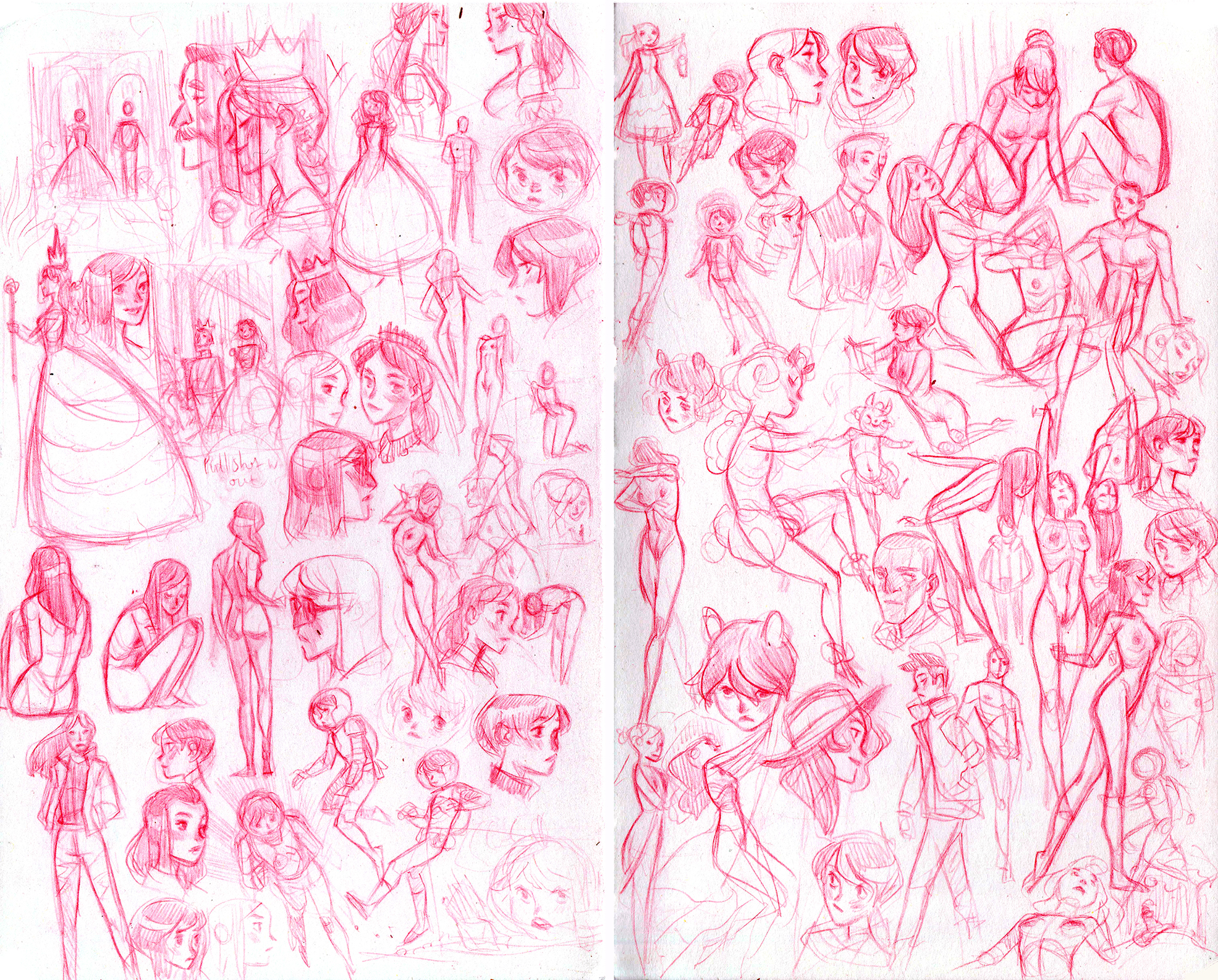 Sketches 4