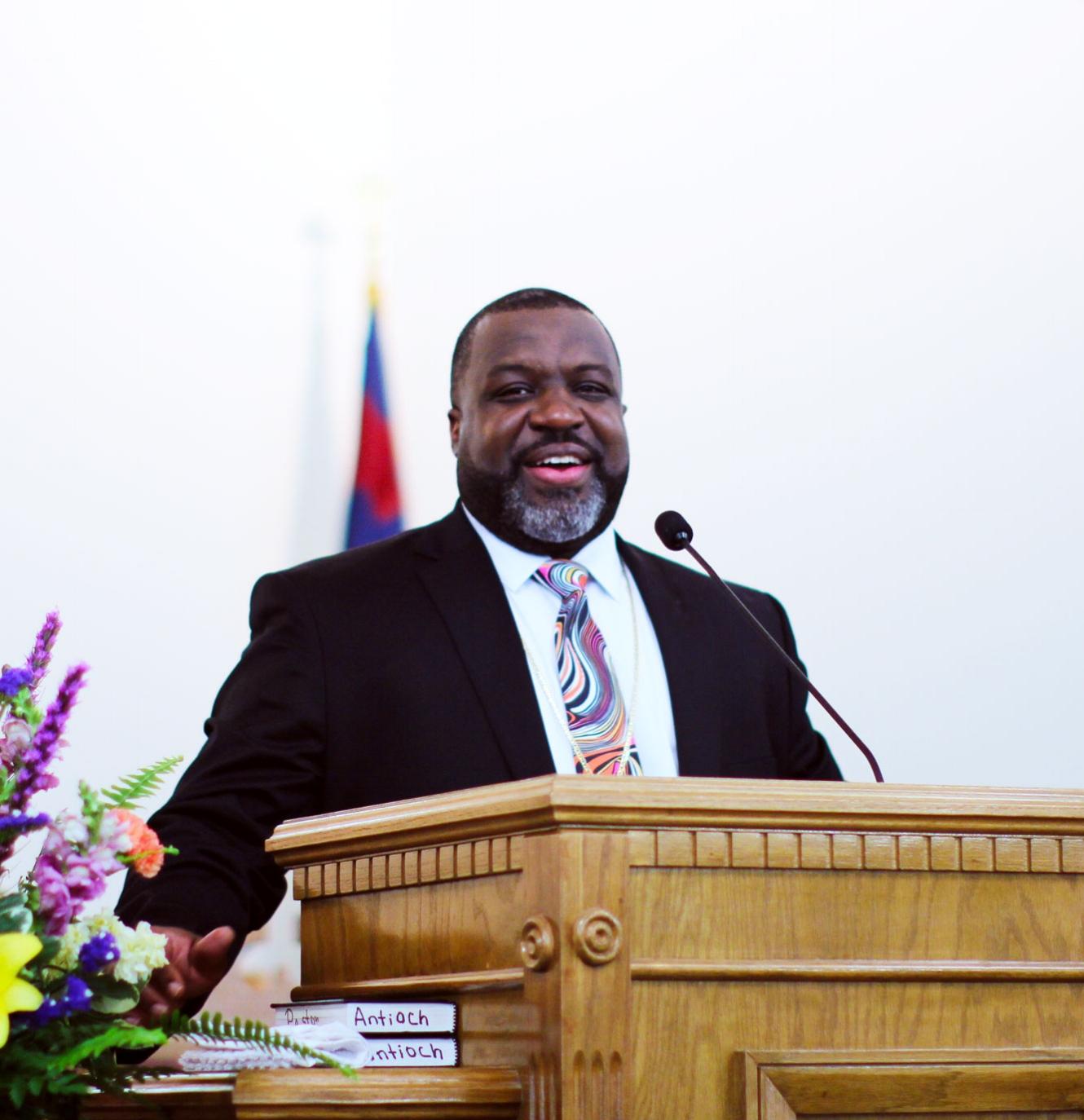 Tyler V. Hardeman, Sr., Pastor