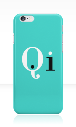 acupuncture phone case qi
