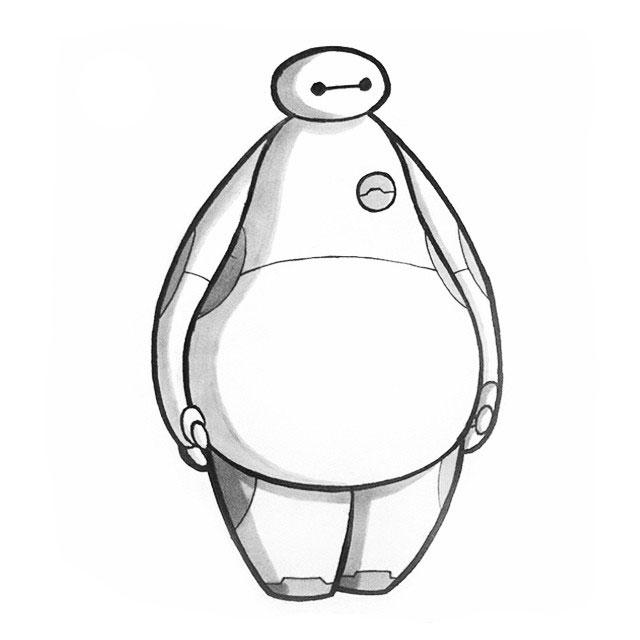 baymax-big-hero-6-iamo-sketch