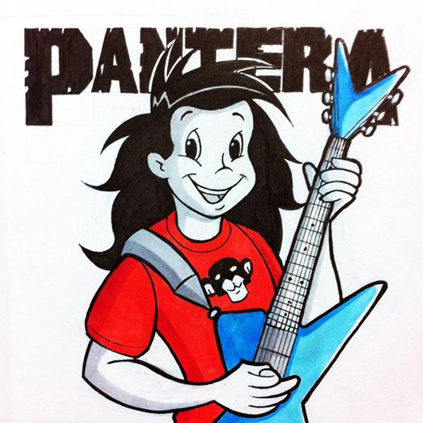 pancho-pantera-iamo-sketch