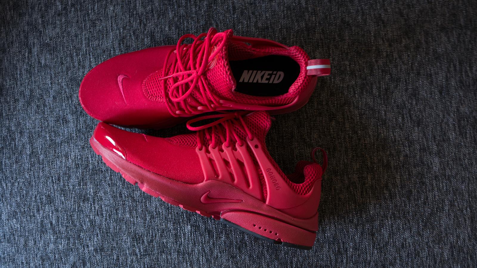 Hobo Life Nike Presto Red October OG