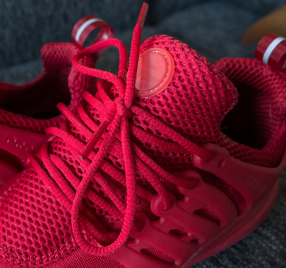 Hobo Life Nike Presto Red October OG Laces Hoang M Nguyen