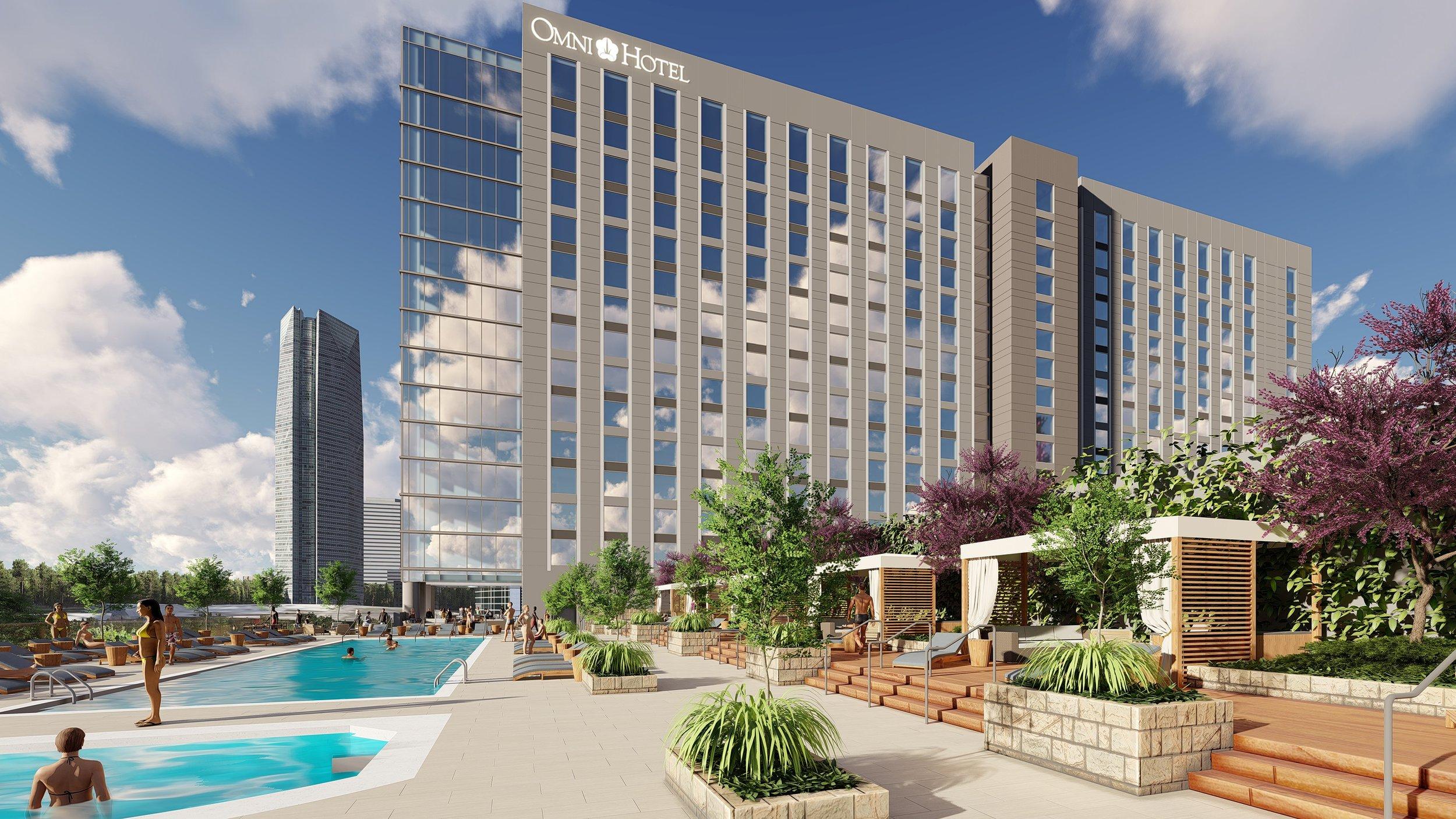 Omni Hotel ($150M)
