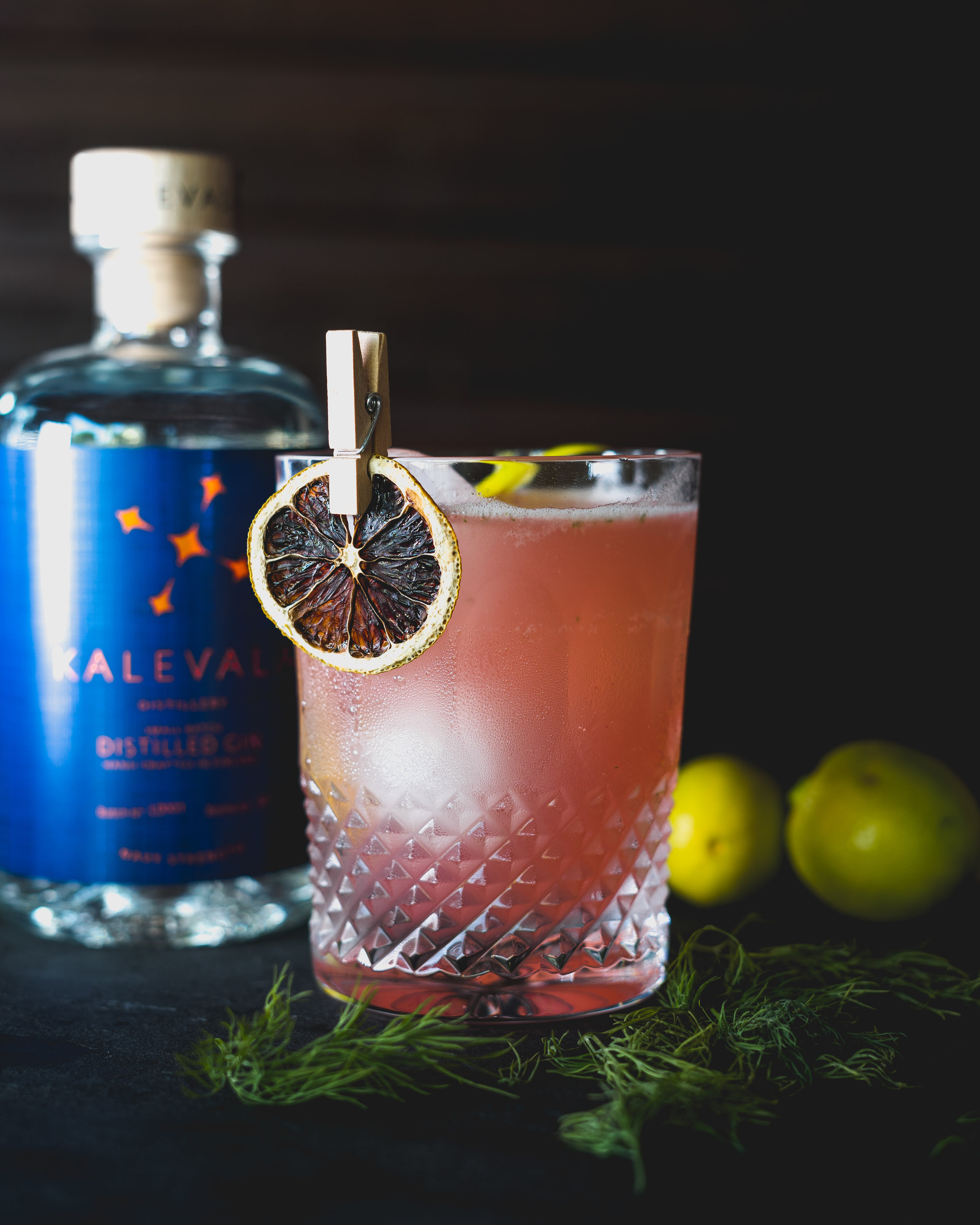 Kalevala Blue Label Signature Drink