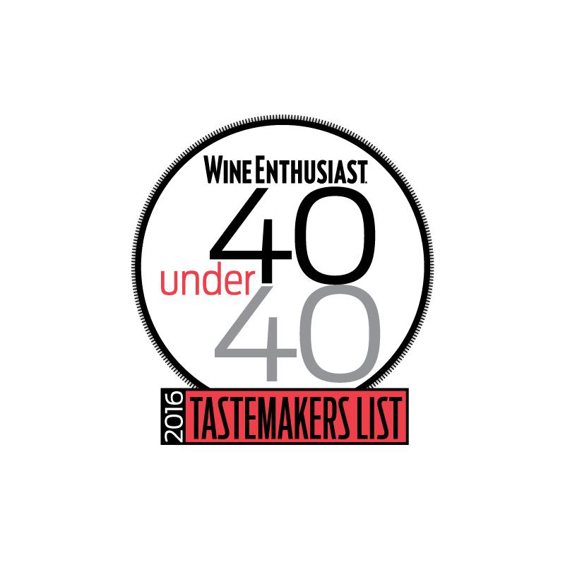 Jessica Altieri - Wine Enthusiast 40 Under 40 2016