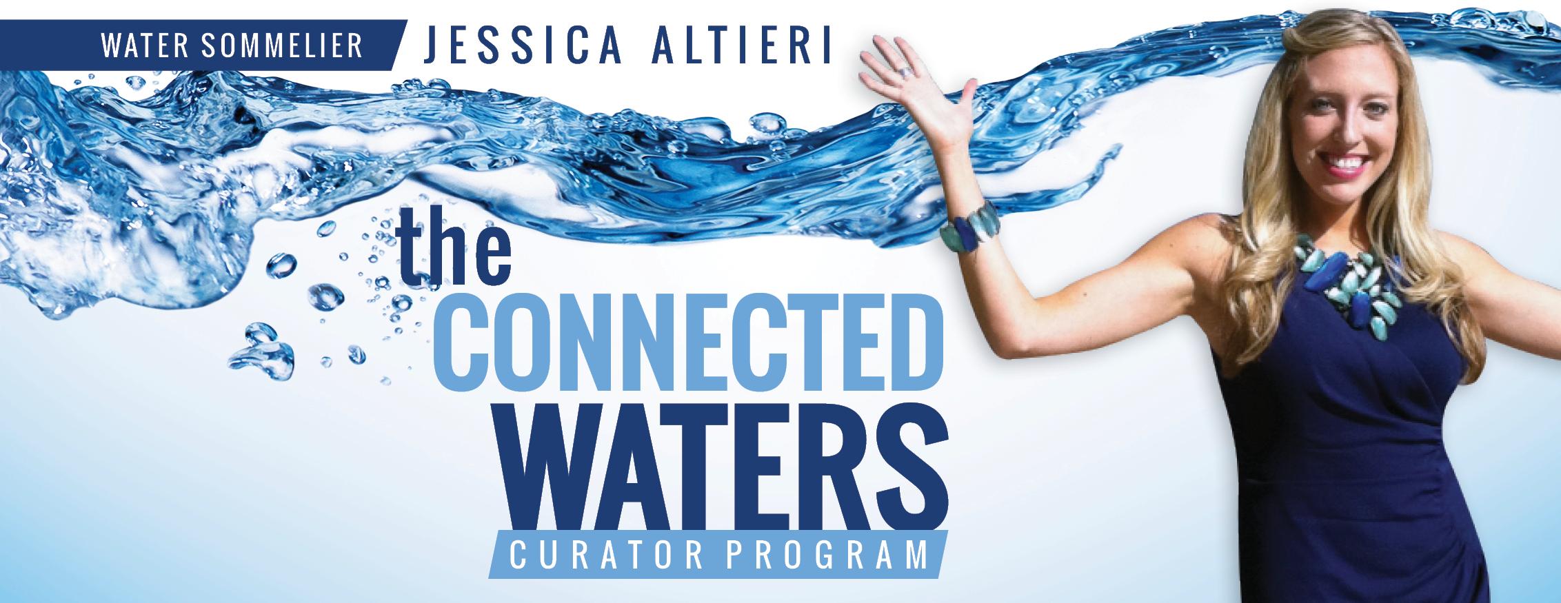 Water Sommelier Jessica Altieri