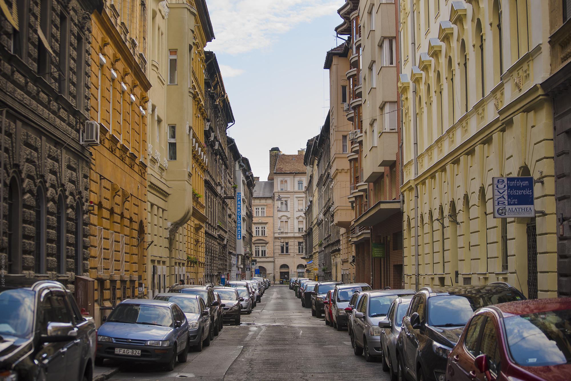 Weiner Leo street, Budapest