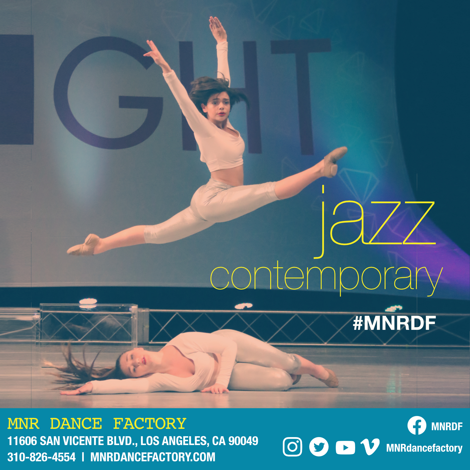 Jazz/Contemporary - Jazz dance is a classification shared by a broad range of dance styles. Jazz will teach students balance, flexibility, strength, and creative expression. Contemporary dance is a dance performance genre that developed during the mid twentieth century and has since grown to become one of the dominant genres for formally trained dancers. Contemporary is a fluid movement, teaching students to use musicality to express emotion or a story and combines techniques of all styles of dance.