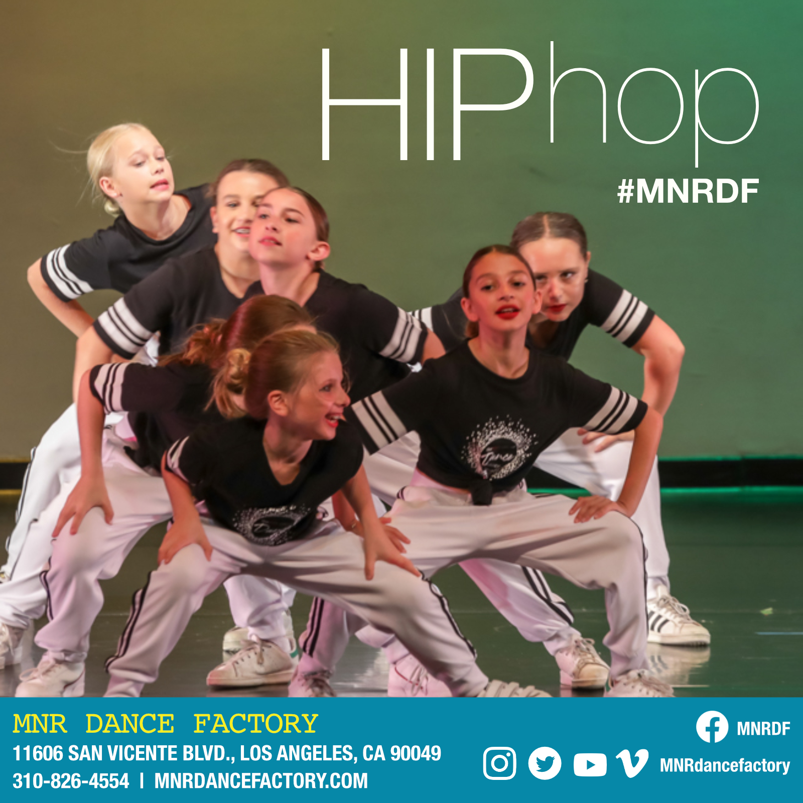 Hip Hop - Hip-hop dance refers to street dance styles primarily performed to hip-hop music or that have evolved as part of hip-hop culture. It includes a wide range of styles where each student develops a unique movement all their own. Dancers will learn how to isolate their bodies, build their rhythm, and have a great time.This program is especially great for those boys who are showing a talent and passion for dance but feel uncomfortable in a traditional ballet class with mostly girls.