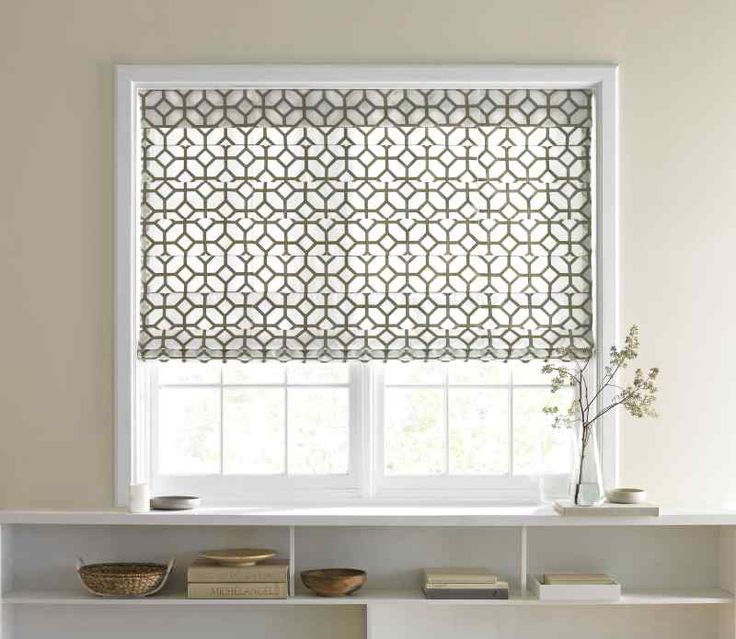 Fabric Roman Shades National Window Coverings