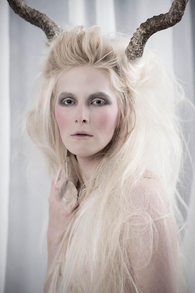 Photographer: Maja Buck   MUA: Catherine Barton   Model: Katrina Repman